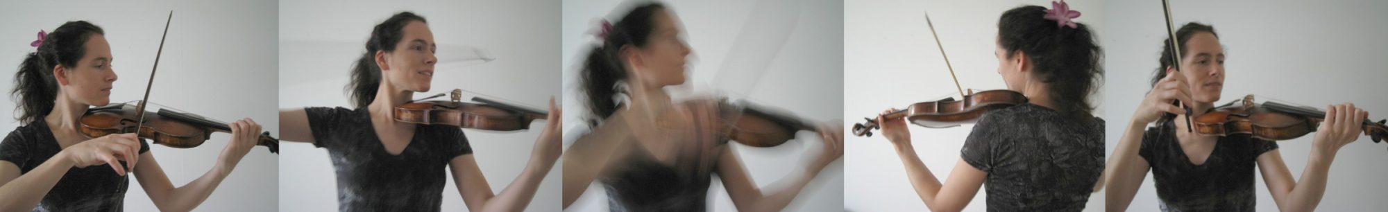Hazel Brooks – Violin
